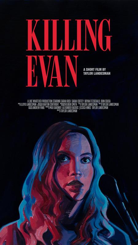killing evan poster